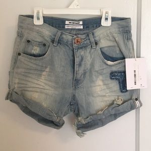 One Teaspoon Chargers shorts size 23